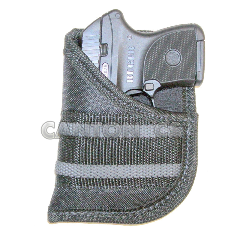 Tactical Nylon Pocket Pistol Holster EDC Conceal Carry Small 22-25 Autos Handgun Bag Gun Pouch Airsoft Shooting Accessories image