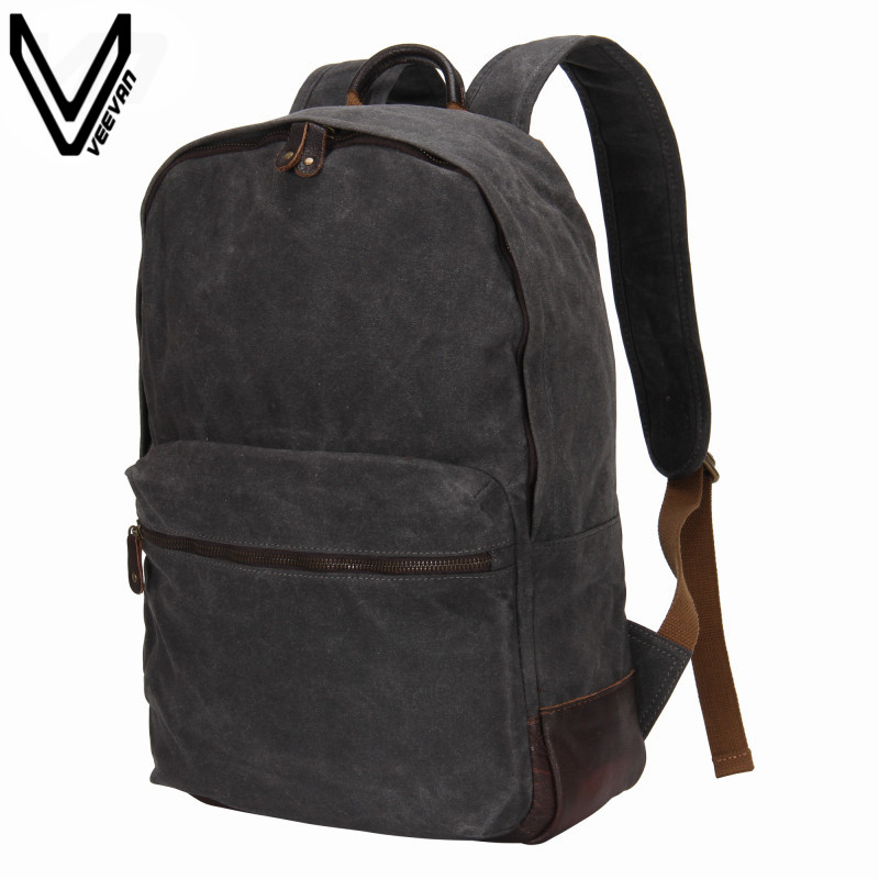 цена на 2017 Hot Sale Men's Canvas Backpacks Campus Style Shoulder Bag For Women High Capacity Laptop Backpack School Casual Travel Bags