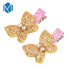 US $0.67 47% OFF|M MISM Fashion Child Hair Accessories Bowknot Sequins Twinkling Hairclips Shiny Rhinestone Lovely Hair Pins Alloy Headwear-in Hair Accessories from Mother & Kids on Aliexpress.com | Alibaba Group