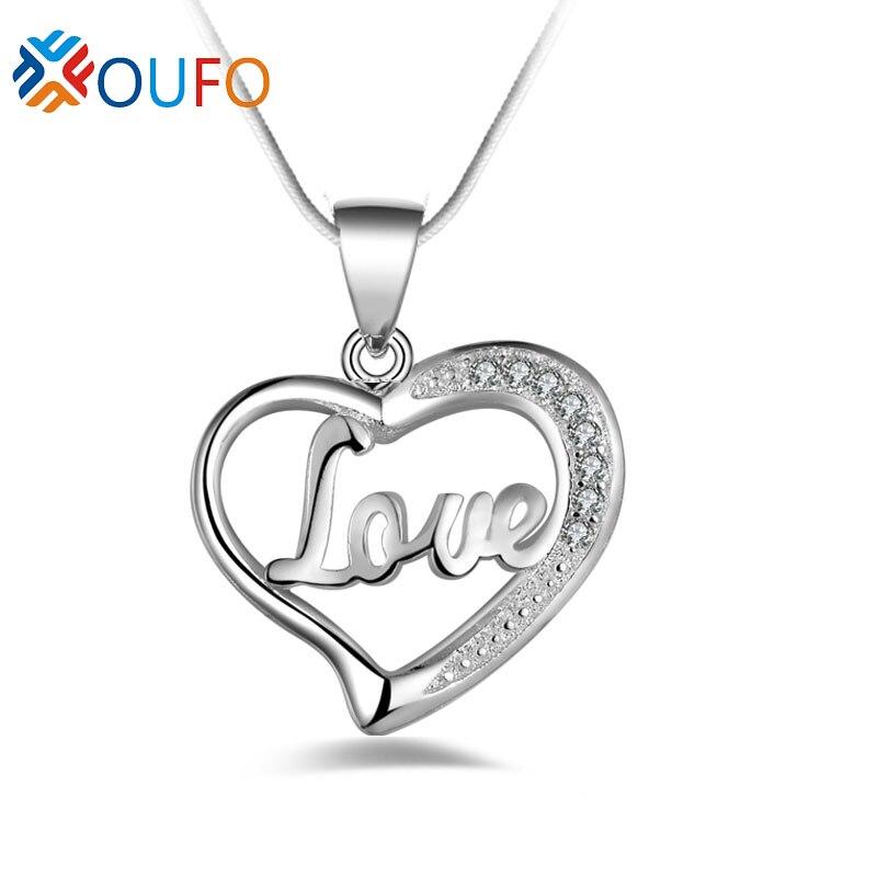 online get cheap heart necklace for girlfriend aliexpress. Black Bedroom Furniture Sets. Home Design Ideas
