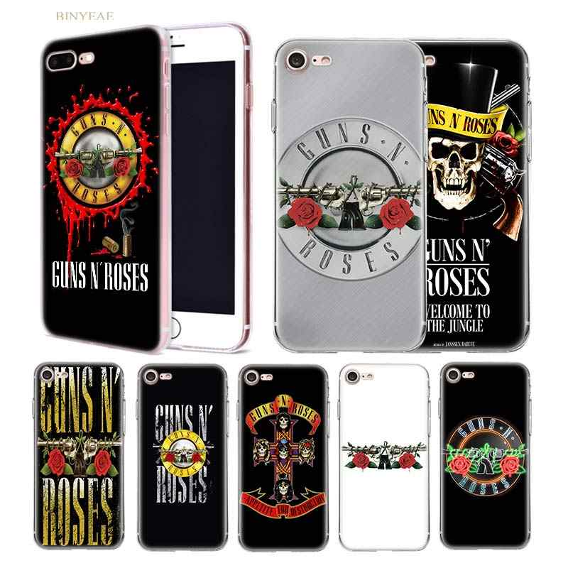 coque iphone 8 slash guns n roses