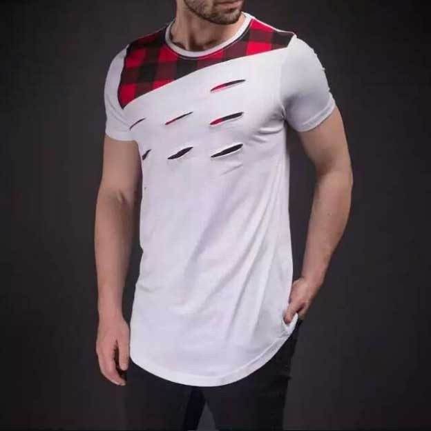 2017 NEW MILAN Men's T Shirts oversized t shirt homme Kanye WEST clothes Season style t shirt hip hop tshirt streetwear