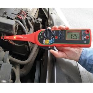 Image 3 - Lancol outils de réparation multimètre électrique automobile, outils de réparation avec numérique multifonctionnel testeur de Circuit automatique lampe multimètre 4 en 1