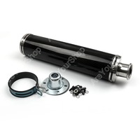 Sale Motorcycle Stainless Steel Carbon Fiber Exhaust For CBR 250 RR MC22 1990 1999