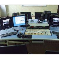 Radio Digital Broadcast Live Studio System Equipments Complete Set