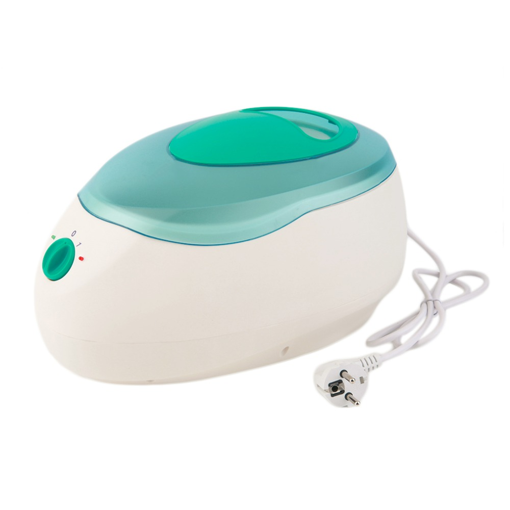 где купить Paraffin Therapy Bath Wax Paraffin Pot Warmer Salon Spa 200W 2 Level Control Machine 50Hz Frequency EU Plug nail treatment по лучшей цене