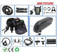 цены на EU US free taxes Bafang BBSHD 48V 1000W mid crank motor kit with tiger shark 48V 17.5Ah Li-ion battery pack for fat tire bike  в интернет-магазинах
