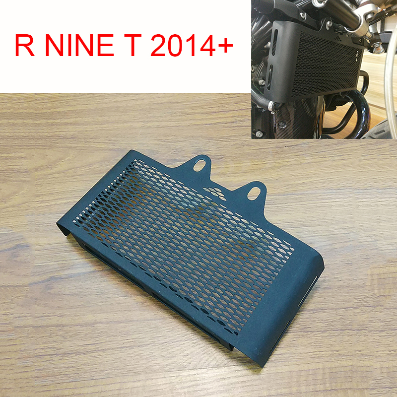 R9T R Nine T 2014 2015 2016 2017 Radiator Grille Oil Cooler Protection Guard Cover For BMW R Nine T 2014+on Modified Parts-in Covers & Ornamental Mouldings from Automobiles & Motorcycles    1