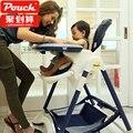 Pouch moda bebê cadeira de jantar criança multifuncional cadeira de jantar do bebê portátil mesas dobráveis e cadeiras de assento
