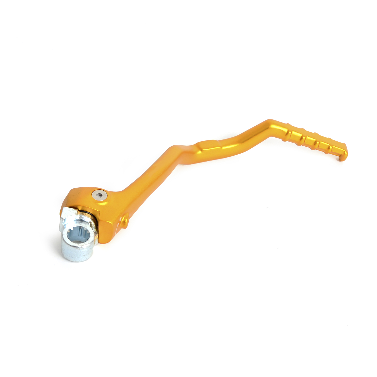 Motorcycle Forged Kick Start Starter Lever Pedal For <font><b>Suzuki</b></font> <font><b>RM</b></font>-Z250 RMZ250 <font><b>RM</b></font>-Z RMZ <font><b>250</b></font> 2011 2012 2013 2014 2015 image