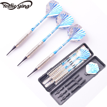 3PCS Professional Darts 16/18g Soft Electronic Skills Game Axis Flight Indoor Sports