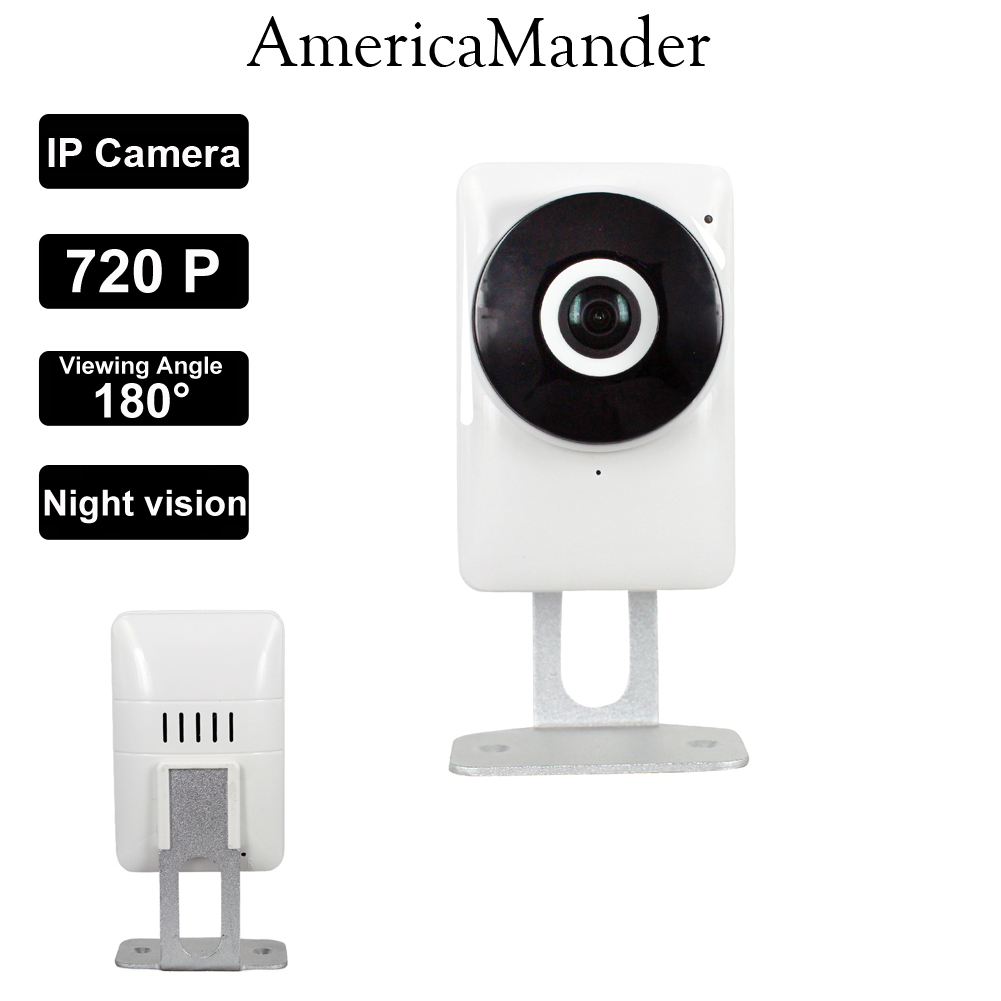 cheap 180 degree mini wifi panoramic ip camera hd 720p fisheye micro sd camera wireless network. Black Bedroom Furniture Sets. Home Design Ideas
