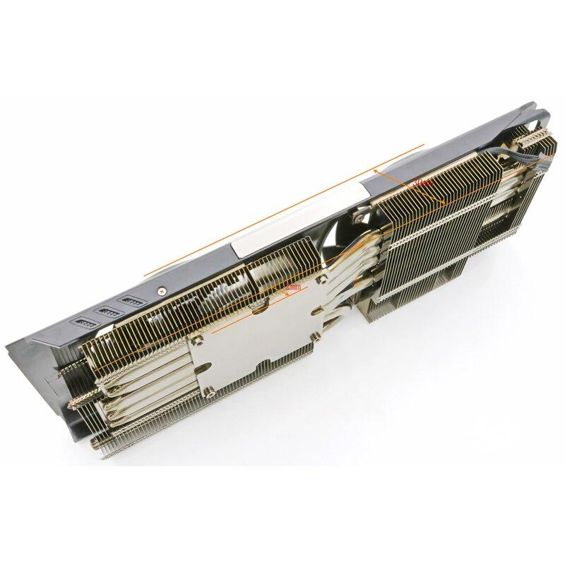 Image 2 - Kuhlkorper fur grafikkarte EVGA GeForce GTX 780 Klassifiziert mit  Rahmen Kompatibel GTX780/GTX780Ti/GTX TITANevga geforce gtxevga gtx  780evga gtx