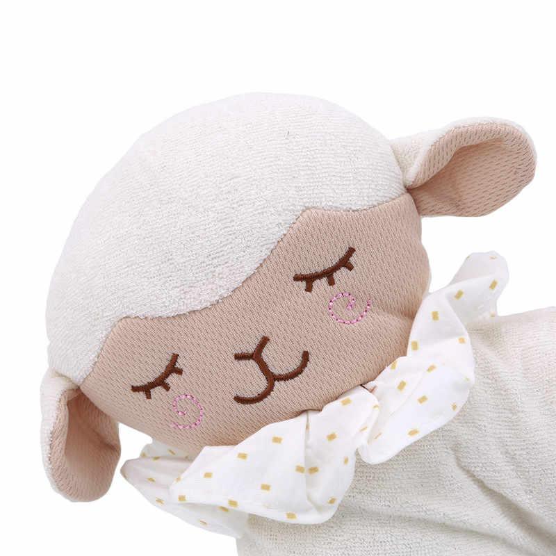 Милая плюшевая Овечка в форме подушка для защиты головы детские постельные принадлежности для кормления мягкие подушки позиционер сна