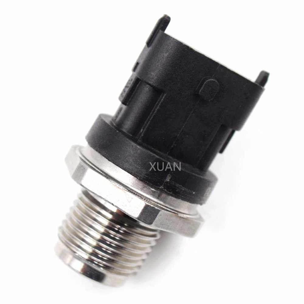 xuan 0281002534 fuel rail pressure regulator sensor valve for renault trucks temsa diamond volvo fe fl  [ 1000 x 1000 Pixel ]