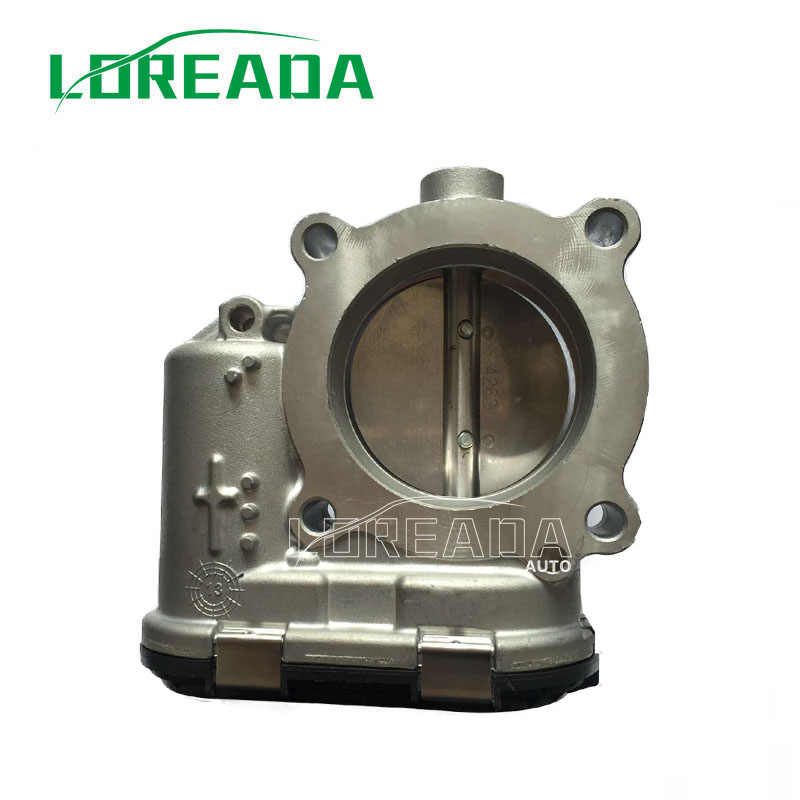Loreada Throttle Body For Audi A3 bus 8V VW Skoda Seat 1 8 0280750606  06K133062F Electronic-High Quality Bore size 68 mm