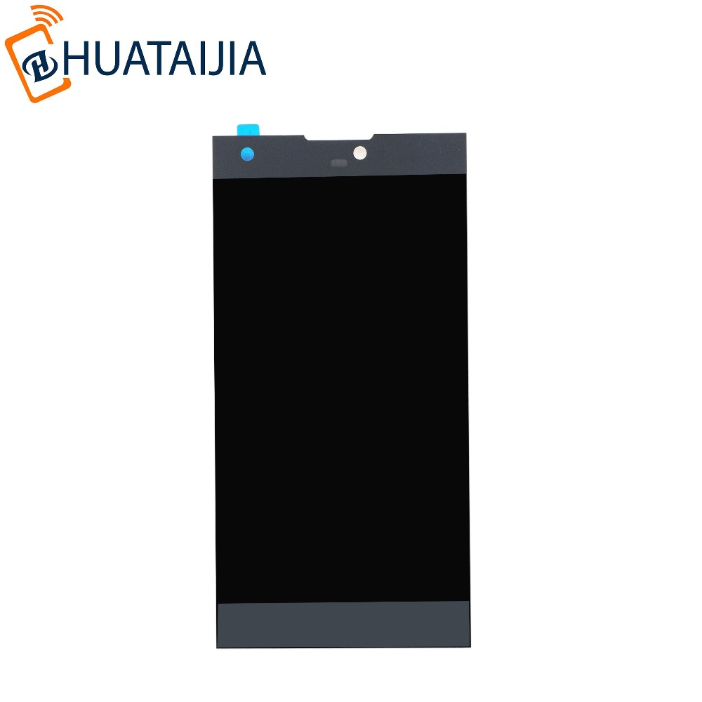 5 1280*720 LCD Display +Touch For Kruger&Matz Live 2 LCD Display +Touch Screen  digitizer lcd screen Free shipping party box black