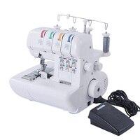1 шт. 220 В/110 в 320 швейная машина оверлок швейная машина Overedger многофункциональная с английским руководством