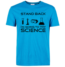 Stand Back T-Shirt – 13 Colors