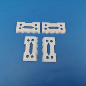 Image 1 - Бесплатная доставка, 5 шт. 28 зубов, цирконий Керамический Резак, лезвие для вахл, старшая машинка для стрижки