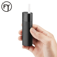 Vape Kit Heat Not Burn Charged Electronic Cigarette Vaper Fit For IQOS Stick Heets Sticks Device For Heating Tobacco Cartridge