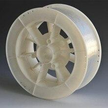 Диаметр 0,5 мм/0,75 мм/1 мм/1,5 мм/2,0 мм/2,5 мм/3 мм светодиодный свет волоконно-оптического волокна концевые Светящиеся Волокна для декоративных огней