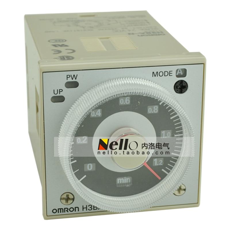 [SA]Genuine   relay delay relay H3BA-N-AC220V power-off delay--5pcs/lot genuine taiwan research anv time relay ah2 yb ac220v