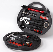 For Home Repair Tools Set 28 sets of household tool set combination Decepticons metal toolbox