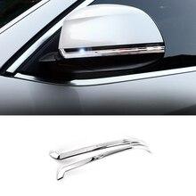 Стайлинга автомобилей зеркала заднего вида, накладка, отделана полосками пульт дистанционного управления для BMW 1 3 4 5 7 серии GT X1 X3 X4 X5 F15 X6 F16 F10 F18 F30 F31 F34 F25 F26