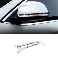 Car Styling Rearview Mirrors Cover Trim Strips For BMW 1 3 4 5 7Series GT X1
