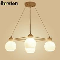Horsten Nordic Japanese Style Dinging Room Pendant Light Modern Minimalist American Pendant Lamp Bedroom Hanging Lights
