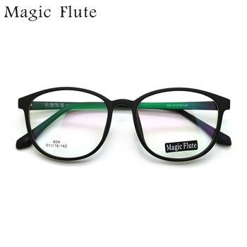 23a7d72bdb 2017 nueva llegada TR90 gafas con láser Templo de acetato óptico gafas  unisex de moda gafas graduadas 604