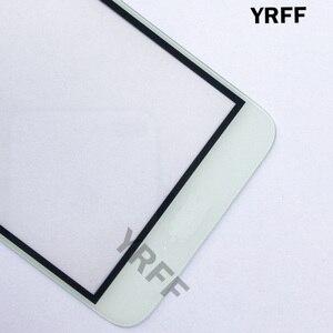 Image 5 - Vetro Dello Schermo di tocco Panel Digitizer Per Huawei Y3 2017 CRO U00 CRO L02 CRO L22 Touch Screen Touchscreen Sensore Lente Frontale In Vetro