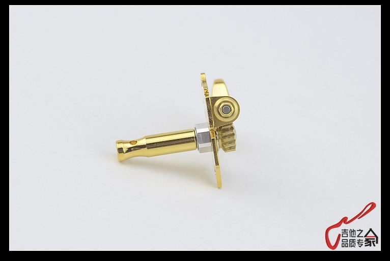 1 комплект Оригинальные L3 + R3 GOTOH SXB510V 06M с открытым зубчатым механизмом для гитарных головок тюнеры (золото) Сделано в Японии - 3
