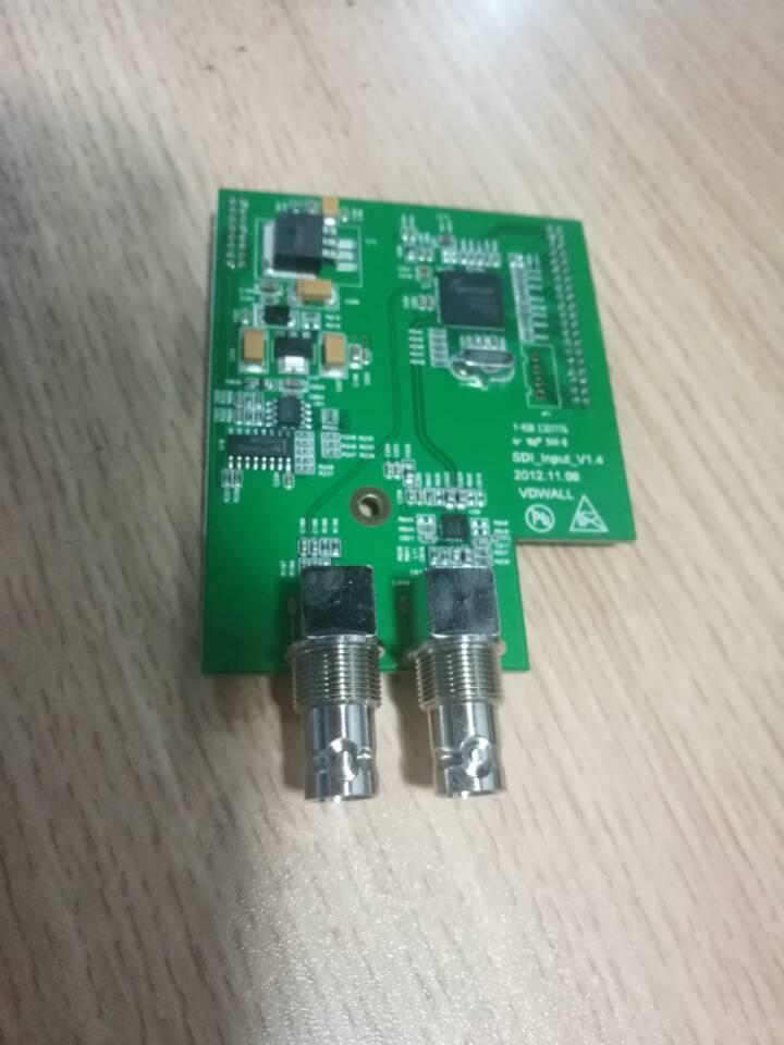 VDWALL SDI module, pour ajouter supplémentaire SDI dans le processeur.