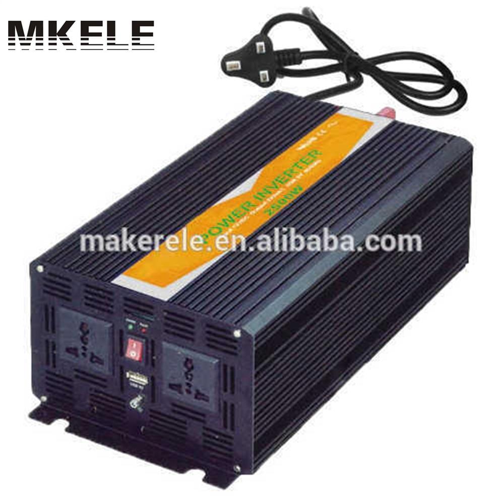 цена на MKP2500-122B-C 2500W pure sine wave inverter 12 220 inverter 12v,car inverter 12v 220v power inverter design with charger