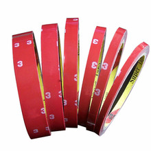 Car-styling 300cm Strong Permanent Double Sided Super Sticky Tape Roll For Vehicle 613