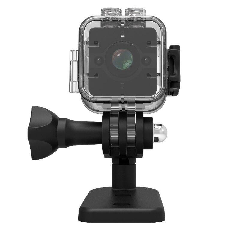 SQ12 HD 1080P Mini Camera Night Vision Wide Angle lens Waterproof Mini Camcorder DV Voice Video Recorder Action Cameras
