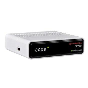Récepteur Satellite DVB S2 Biss VU Récepteur 2 Go RAM 8 Go ROM S905D 4K Android Boîtier De Télévision Intégré WiFi CCCAM IPTV M3u
