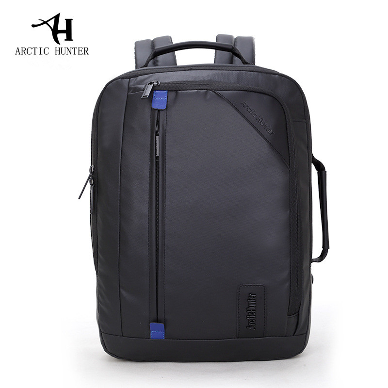ARCTIC HUNTER Brand Business Classic Men School Backpacks for Teenagers Man Bagpack Travelling Waterproof Backpack Laptop Bag arctic hunter design backpacks men 15 6inch laptop anti theft backpack waterproof bag casual business travel school back pack