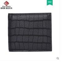 weitasi Deerskin men wallet clip layer super soft wallet