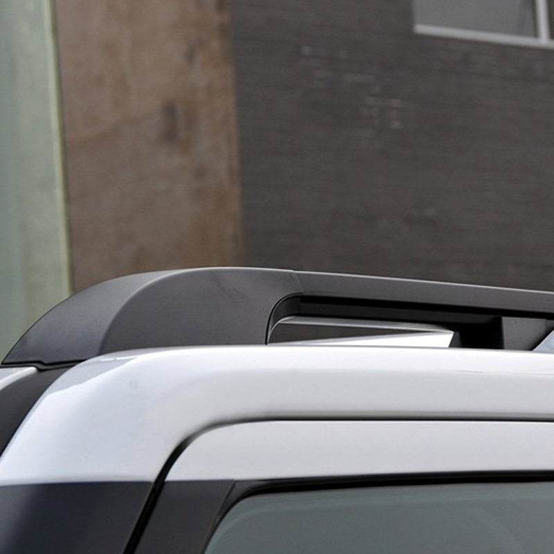 For Land Rover Discovery 3 Discovery 4  2004-2016 Front Roof Rack Bar Rail End Replacement Cover Shell CapFor Land Rover Discovery 3 Discovery 4  2004-2016 Front Roof Rack Bar Rail End Replacement Cover Shell Cap