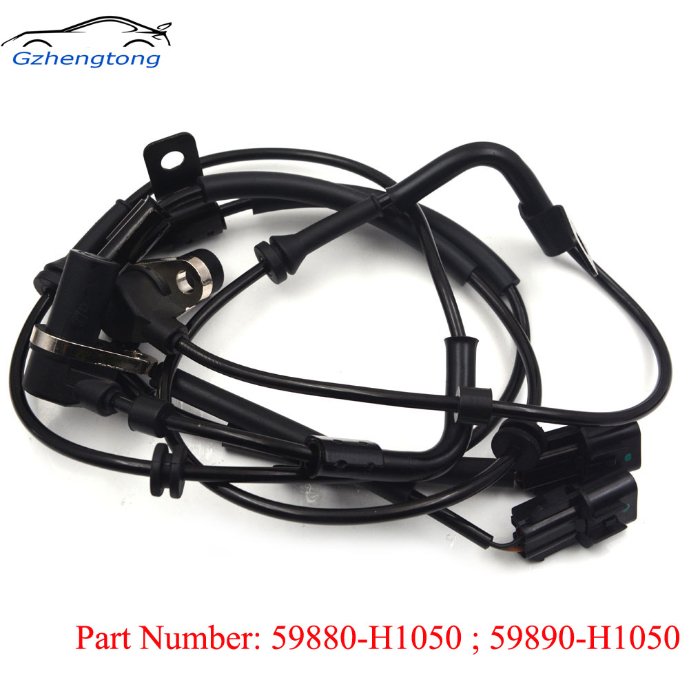 Gzhengtong ABS Wheel Speed Sensor Rear Light Right for Hyundai Terracan HP 2 9 CRDi 2