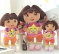 Hot sale ! soft Dora Plush/Stuffed toy with star Plush Dolls Toy for girl,adventure time toys 35cm 1pc