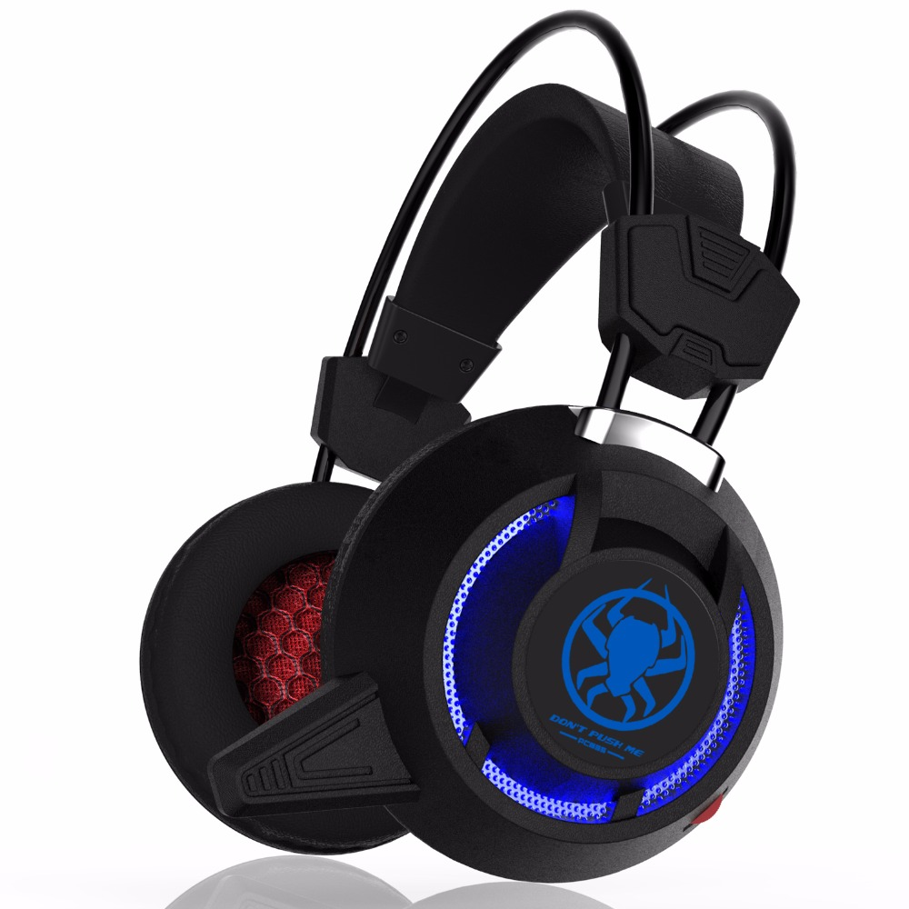 PLEXTONE PC835 Wired Gaming Headset Bass Game Earphones Computer headphone with Mic led light headphones for Gamer Noise Cancel 2017 hoco professional wired gaming headset bass stereo game earphone computer headphones with mic for phone computer pc ps4