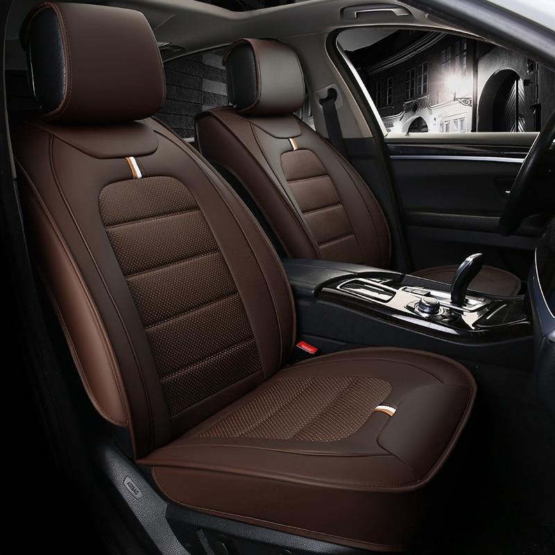 Полный объемный Дизайн сиденья дышащая Подушки для Chevrolet Cruze Малибу Sonic Spark Trax sail Captiva Epica
