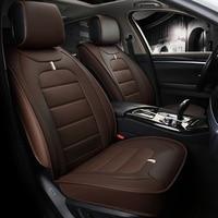 Full Surround Design Car Seat Cover Breathable Cushion For Chevrolet Cruze Malibu Sonic Spark Trax Sail Captiva Epica