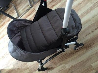 0 ~ 6 mois panier de couchage pour bébé poussette (besoin d'acheter avec poussette ensemble) 6 couleurs en stock panier de couchage nid de bébé - 2