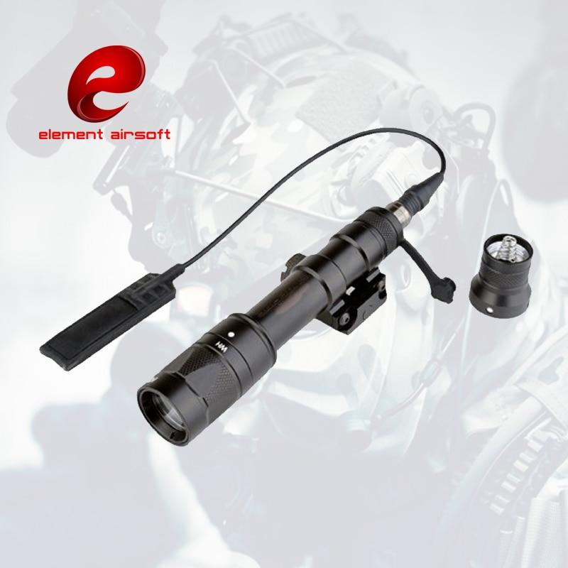 EX 377 Element Softair Wapens Arsoft Armas Gun Light Surefir Lantern For Hunting M600W Scout light LED Weapon Gun Flashlight
