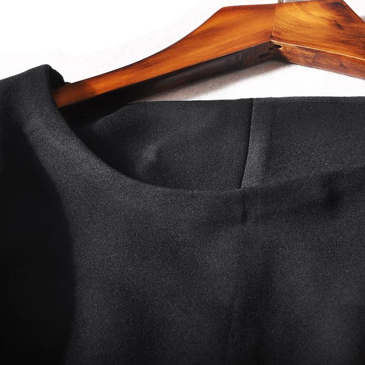 Longues Base As Mince Sexy À De Manches Hiver Floral Picture Automne Dames Robe Robes Imprimé Mignon Femmes vmn08Nw